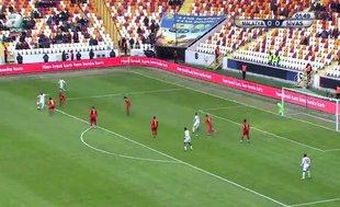 Mert Hakan Yandaş'tan jeneriklik gol!