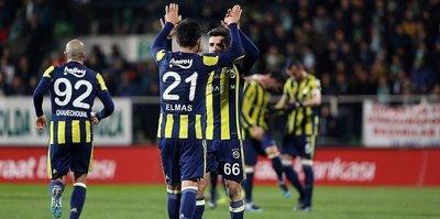 Fenerbahce defeat Giresunspor in Turkish Cup