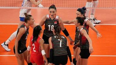 Türkiye'nin çeyrek finaldeki rakibi kim olacak? | 2020 Tokyo Olimpiyatları Voleybol