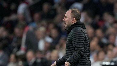 Sergen Yalçın Ajax Beşiktaş maçı sonrası konuştu!