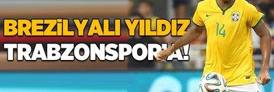 Brezilyalı yıldız Trabzonspor'a!