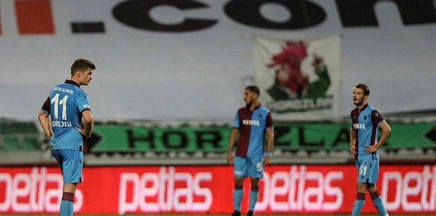 Trabzonspor corona virüsü mağduru - Futbol -