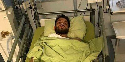 Sivas Belediyesporlu futbolcu maç sonrası kalp krizi geçirdi
