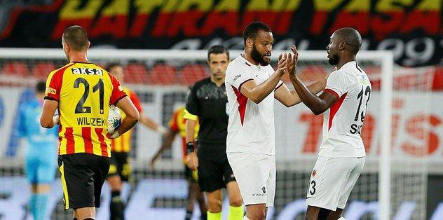 Göztepe 1-3 Gençlerbirliği | MAÇ SONUCU - Futbol -