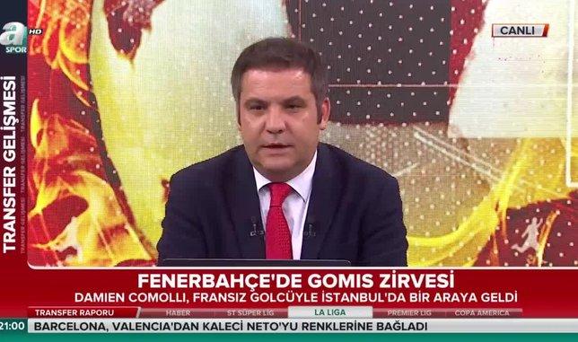 Fenerbahçe'nin forvet adayı eski Galatasaraylı Bafetimbi Gomis!