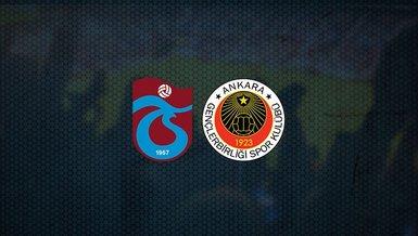 Trabzonspor - Gençlerbirliği maçı ne zaman, saat kaçta ve hangi kanalda canlı yayınlanacak? | Süper Lig (TS maçı izle...)