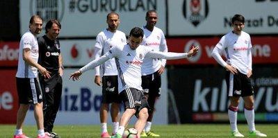 Beşiktaş kritik maça hazır