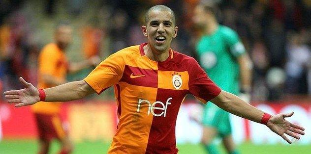Feghouli'ye Süper kupa teşekkürü