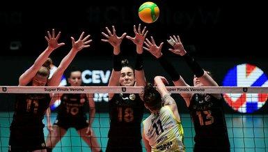 Son dakika spor haberleri: Vakıfbank CEV Şampiyonlar Ligi'ni ikinci tamamladı