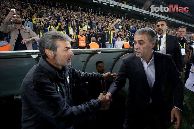 Aykut Kocaman'dan Fenerbahçe itirafı!
