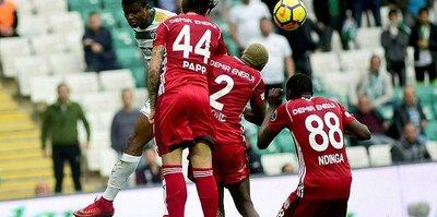 Sivasspor'a milli arada 3 gün izin