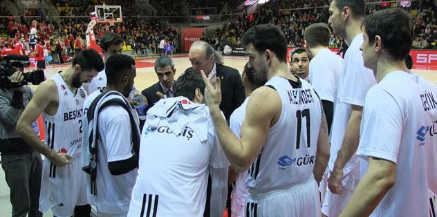 Beşiktaş Sompo Japan zorlu deplasmandan zaferle döndü