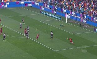 Roma'da 2018'in en iyi golü Cengiz Ünder'den