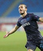Trabzonspor'dan sakatlık açıklaması: Abdülkadir Parmak...