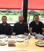 Konyaspor kahvaltıda bir araya geldi