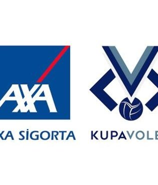 AXA Sigorta Kupa Voley Finalleri'nin tarihleri ve yerleri belli oldu