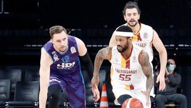 Son dakika spor haberi: Galatasaray-HDI Sigorta Afyon Belediye: 110-70 | MAÇ SONUCU