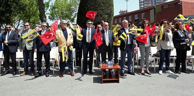 Fenerbahçe Kulübü 110 yaşında