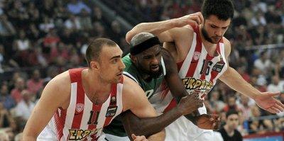 Yunanistan'da şampiyon Panathinaikos!