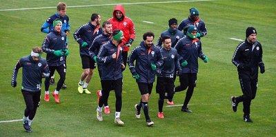 Konyaspor'da golcüler yolcu