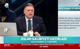 Erman Toroğlu'ndan flaş penaltı yorumu