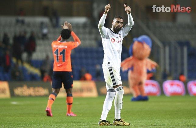 Kevin-Prince Boateng'den Beşiktaş itirafı!