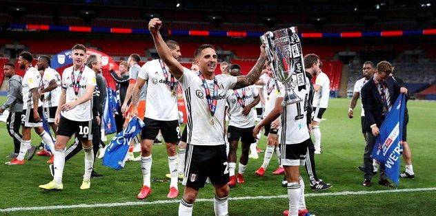 Premier Lig'e yükselen üçüncü takım Fulham oldu! - Futbol -