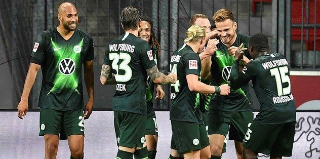 Bayer Leverkusen 1-4 Wolfsburg | MAÇ SONUCU - Almanya Bundesliga -