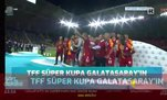 TFF Süper Kupa 2019 şampiyonu Galatasaray!