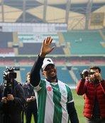 Konyaspor ara transferin yıldızı oldu