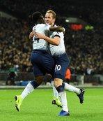 Londra derbisi Tottenham'ın