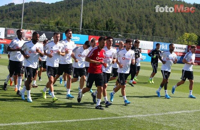 Beşiktaş'ın Panathinaikos 11'i belli oldu