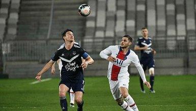 Bordeaux - Paris Saint-Germain: 0-1 | MAÇ SONUCU - ÖZET
