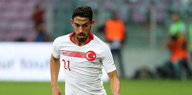 İrfan Can Kahveci Rusya maçı aday kadrosundan çıkarıldı