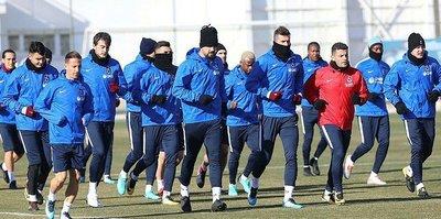 Trabzonspor günü izinli geçirecek
