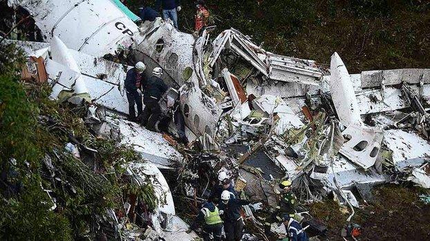 Brezilya'da uçak kazası! Kulüp başkanı ve 4 futbolcu öldü #