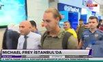 Yeni transfer İstanbul'da