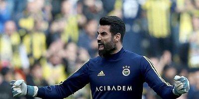 Fenerbahçe kalesini 4 maçtır gole kapadı!
