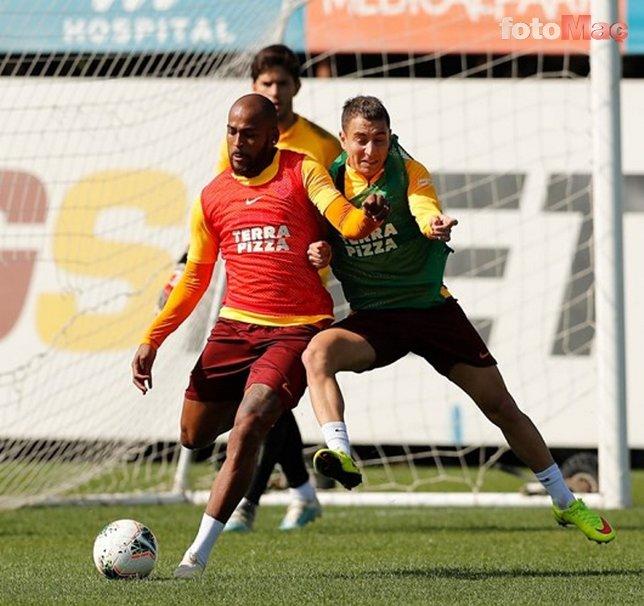 İşte Galatasaray'da 2020'nin ilk transferi!