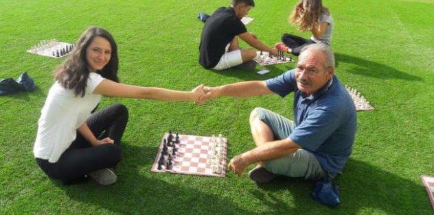 'Sokakta Satranç Var' projesi
