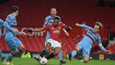 Manchester United - West Ham United: 1-0   MAÇ SONUCU - ÖZET