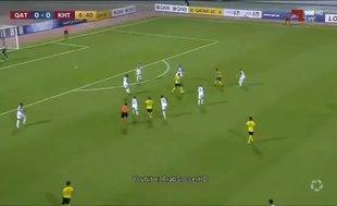 Eto'o'dan Katar'da efsane gol