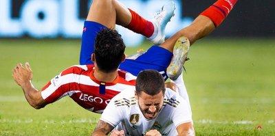 303 milyon Euro'luk fiyasko! Ne yaptın Real Madrid
