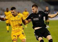 Partizan - Yeni Malatyaspor maçından kareler...