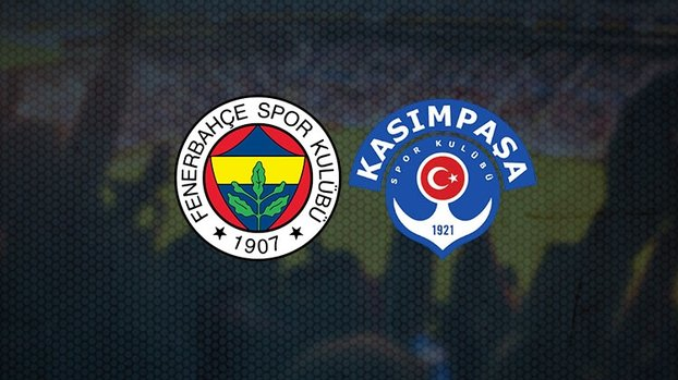 Son dakika spor haberi: Fenerbahçe-Kasımpaşa hazırlık maçı ne zaman, saat kaçta ve hangi kanalda CANLI yayınlanacak?