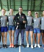 Milli tenisçilerin Fed Cup'taki ilk rakibi Hırvatistan