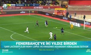 Fenerbahçe iki yıldız için harekete geçti!