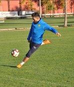 MKE Ankaragücü, Fenerbahçe maçı hazırlıklarını sürdürdü