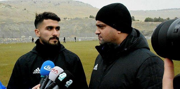 Malatyasporlu futbolcular, galibiyete odaklandı