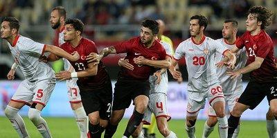Türkiye, 556. maçına çıkıyor
